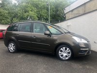 USED 2012 62 CITROEN C4 GRAND PICASSO 1.6 PLATINUM HDI 5d 110 BHP