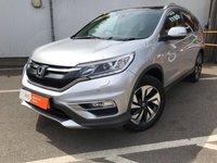 USED 2015 15 HONDA CR-V 2.0 i-VTEC EX 4x4 5dr (Honda Connect with Navi)