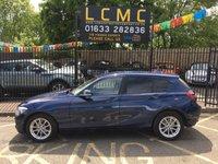2013 BMW 1 SERIES 2.0 116D SE 5d 114 BHP £7000.00