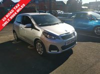 USED 2015 15 PEUGEOT 108 1.0 ACTIVE 5d AUTO 68 BHP AUTOMATIC MODEL WITH ONLY 9604 MILES! CHEAP TO RUN, LOW CO2 EMISSIONS (97G/KM) £0 ROAD TAX AND EXCELLENT FUEL ECONOMY!  GOOD SPECIFICATION INCLUDING AIR CONDITIONING, ELECTRIC WINDOWS, CENTRAL LOCKING AND MULTIMEDIA CONNECTIVITY, MEETS ALL LARGE CITY EMISSION STANDARDS