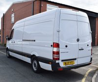 USED 2017 17 MERCEDES-BENZ SPRINTER 2.1 314 CDI Lwb High Roof 140 BHP