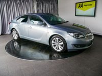 USED 2014 14 VAUXHALL INSIGNIA 2.0 SRI NAV CDTI ECOFLEX S/S 5d 160 BHP £0 DEPOSIT FINANCE AVAILABLE, AIR CONDITIONING, AUTOMATIC HEADLIGHTS, BLUETOOTH CONNECTIVITY, CLIMATE CONTROL, CRUISE CONTROL, DAB RADIO, ELECTRONIC PARKING BRAKE, SATELLITE NAVIGATION, START/STOP SYSTEM, STEERING WHEEL CONTROLS, TOUCH SCREEN HEAD UNIT, TRIP COMPUTER, USB INPUT