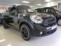 USED 2012 12 MINI COUNTRYMAN 2.0 COOPER SD 5d+FULL LEATHER+HEATED SEATS+XENON+CRUISE CONTROL+CLIMATE+MASSIVE SPEC+LOW MILES+