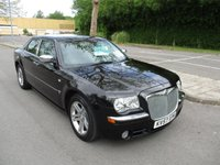 USED 2007 57 CHRYSLER 300C 3.0 CRD RHD 4d AUTO 218 BHP WAS £5,495 NOW ONLY £4,995 !!