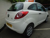 USED 2013 13 FORD KA 1.2 STUDIO 3d 69 BHP GUARANTEED TO BEAT ANY 'WE BUY ANY CAR' VALUATION ON YOUR PART EXCHANGE