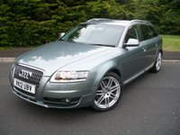 USED 2012 12 AUDI A6 3.0 ALLROAD TDI QUATTRO 5d AUTO 237 BHP HUGE SPEC, Demo Plus One Careful Owner From New,  JUST 69,000 Miles with Full Audi Dealership Service History, Beautiful Example!!!