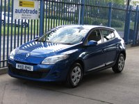 USED 2010 10 RENAULT MEGANE 1.5 EXPRESSION DCI 5d 106 BHP Just £30 Road Tax