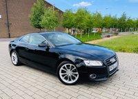 2009 AUDI A5 2.0L TDI SE 2d 168 BHP £6995.00