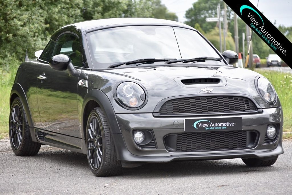 USED 2011 61 MINI COUPE 2.0 COOPER SD 2d 141 BHP