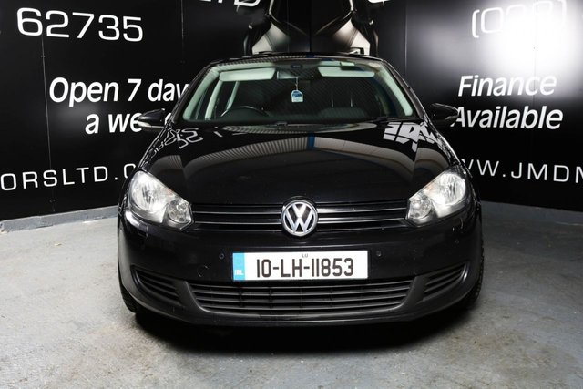 2010 VOLKSWAGEN GOLF 1.6 SE TDI 5d 103 BHP ROI REGISTERED 5950 EURO (FINANCE AND WARRANTY)