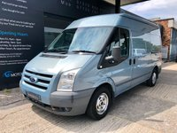 USED 2011 11 FORD TRANSIT 2.2 280 TREND SHR 1d 115 BHP Excellent condition, new clutch and dual mass