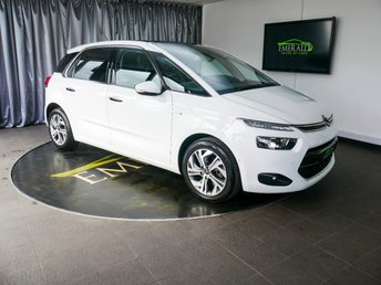 2014 CITROEN C4 PICASSO 1.6 E-HDI AIRDREAM EXCLUSIVE PLUS 5d 113 BHP £8900.00