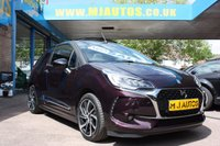 USED 2016 16 DS DS 3 1.6 BlueHDI PRESTIGE CABRIO S/S 3dr 118 BHP NEED FINANCE??? APPLY WITH US!!!