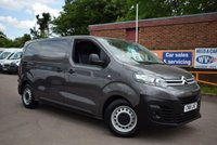 2018 CITROEN DISPATCH 1.6 M 1000 ENTERPRISE BLUEHDI S/S 1d 114 BHP £14499.00