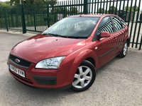 2006 FORD FOCUS 1.6 LX TDCI 5d 108 BHP ALLOYS A/C MOT 12/19 £990.00