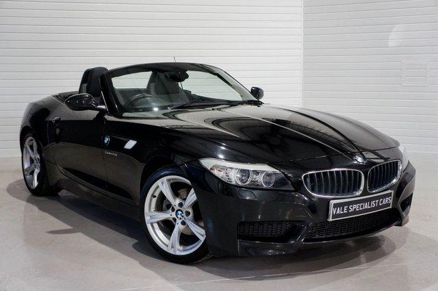 2012 62 BMW Z4 2.0 Z4 SDRIVE20I M SPORT ROADSTER