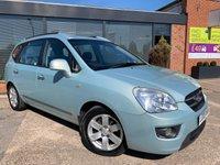 2008 KIA CARENS 2.0 LS CRDI 5d AUTO 139 BHP £2395.00
