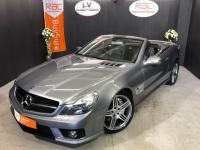 USED 2008 S MERCEDES-BENZ SL CLASS 6.3 SL63 AMG 2dr GREAT SPEC, FULL HISTORY !!