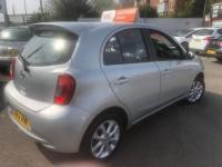USED 2013 63 NISSAN MICRA 1.2 Acenta CVT 5dr ONLY 12000 MILES AUTO FSH!!!
