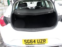 USED 2014 64 VAUXHALL ASTRA 1.4 EXCITE 5d 98 BHP
