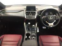 USED 2015 15 LEXUS NX 2.5 300H F SPORT 5d AUTO 153 BHP