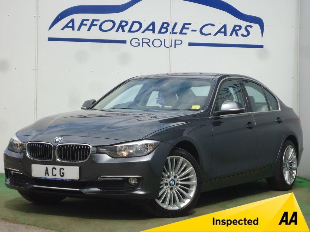 USED 2015 64 BMW 3 SERIES 2.0 318D LUXURY 4d 141 BHP