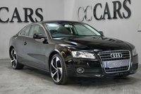 USED 2010 10 AUDI A5 2.0 TFSI 2d 178 BHP A Well Maintained Example with a Detailed Full Service History. Specification Includes: 19 Inch Alloy Wheels, Bluetooth Connectivity, Climate Control, On-board Computer, Start / Stop Fuel Saving Technology
