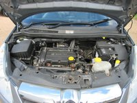 USED 2009 59 VAUXHALL CORSA 1.4 DESIGN 16V 5d 90 BHP