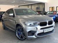 USED 2015 BMW X6 4.4 M 4d AUTO 568 BHP ++LTHER+SUNROOF+FBWSH++