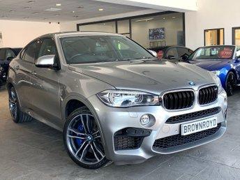 2015 BMW X6 4.4 M 4d AUTO 568 BHP £42990.00