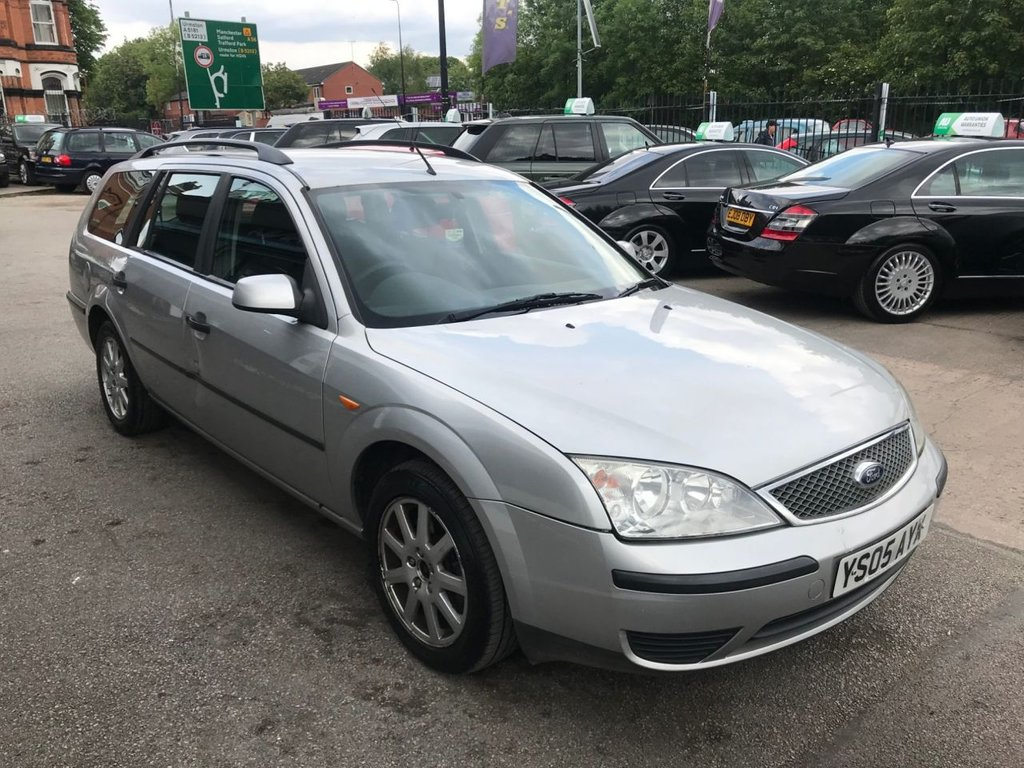 2005 Ford Mondeo LX TDCI £995