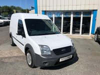 2013 FORD TRANSIT CONNECT 1.8 T230 HR VDPF 1d 89 BHP £4750.00