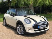 USED 2014 64 MINI HATCH COOPER 1.5 COOPER D 3d 114 BHP CHILI PACK,BLUETOOTH