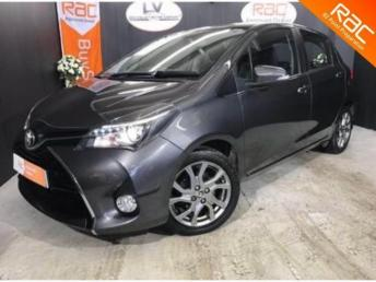 2015 TOYOTA YARIS  1.33 Excel 5dr (TSS) £7490.00