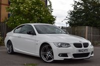 2012 BMW 3 SERIES 2.0 318I SPORT PLUS EDITION 2d 141 BHP £10478.00