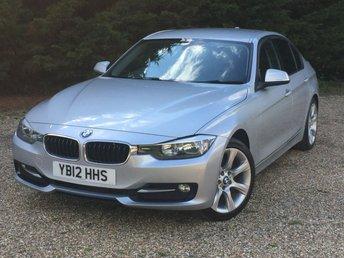 2012 BMW 3 SERIES 2.0 320D SPORT 4d AUTO 184 BHP