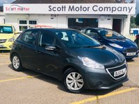 2013 PEUGEOT 208 1.4 Hdi Access+ 5 door Diesel £4399.00