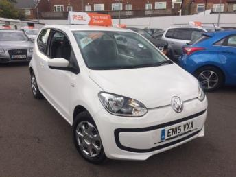 2015 VOLKSWAGEN UP  1.0 Move up! ASG 3dr £6990.00