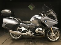 2014 BMW R1200RT LE. 14. FSH. JUST SERVICED. 9806 MILES. TOP SPEC BIKE £9995.00