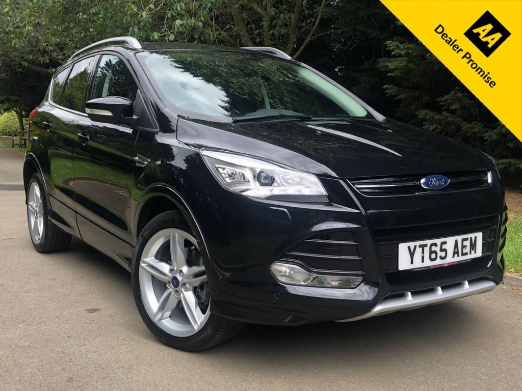 USED 2015 65 FORD KUGA 2.0 TITANIUM X SPORT TDCI 5d 148 BHP ONLY 1 OWNER,VERY LOW MILEAGE