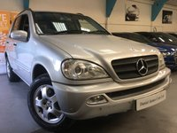 USED 2005 05 MERCEDES-BENZ M CLASS 3.7 ML350 5d AUTO 245 BHP