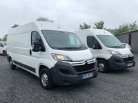 2015 CITROEN RELAY 2.2 35 L3H2 HDI 1d 129 BHP *CHOICE OF 5* BULK PURCHASE *MILEAGE 80k - 100k* £6495.00