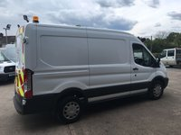 USED 2015 65 FORD TRANSIT 2.2 350 TREND L2H2 153 BHP