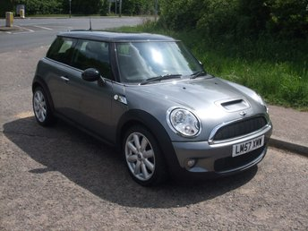 2008 MINI HATCH COOPER S