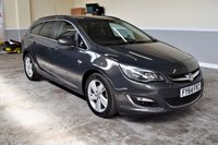 USED 2014 64 VAUXHALL ASTRA 2.0 SRI CDTI S/S 5d 163 BHP Super low mileage 2014 Vauxhall Astra SRI Estate, 2.0Cdti. PX Welcome & finance options available!