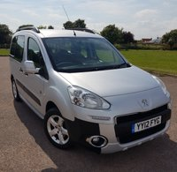 USED 2012 12 PEUGEOT PARTNER 1.6L TEPEE OUTDOOR HDI 5d 92 BHP