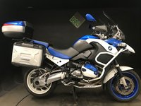 2010 BMW R1200GS ADVENTURE 2010. 8 SERVICES. GOOD SPEC. LOWER SEAT HEIGHT £7250.00