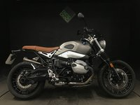 2017 BMW R NINE T SCRAMBLER  2017. FSH. 1952 MILES. 1 OWNER. LOVELY MACHINE £7999.00