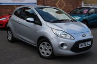 USED 2015 65 FORD KA 1.2 EDGE 3d 69 BHP * LOVELY LOW MILEAGE * £30 TAX