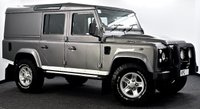 USED 2007 57 LAND ROVER DEFENDER 110 2.4 TDi XS Utility 4X4 5dr **NO VAT** F/S/H (10 Stamps)
